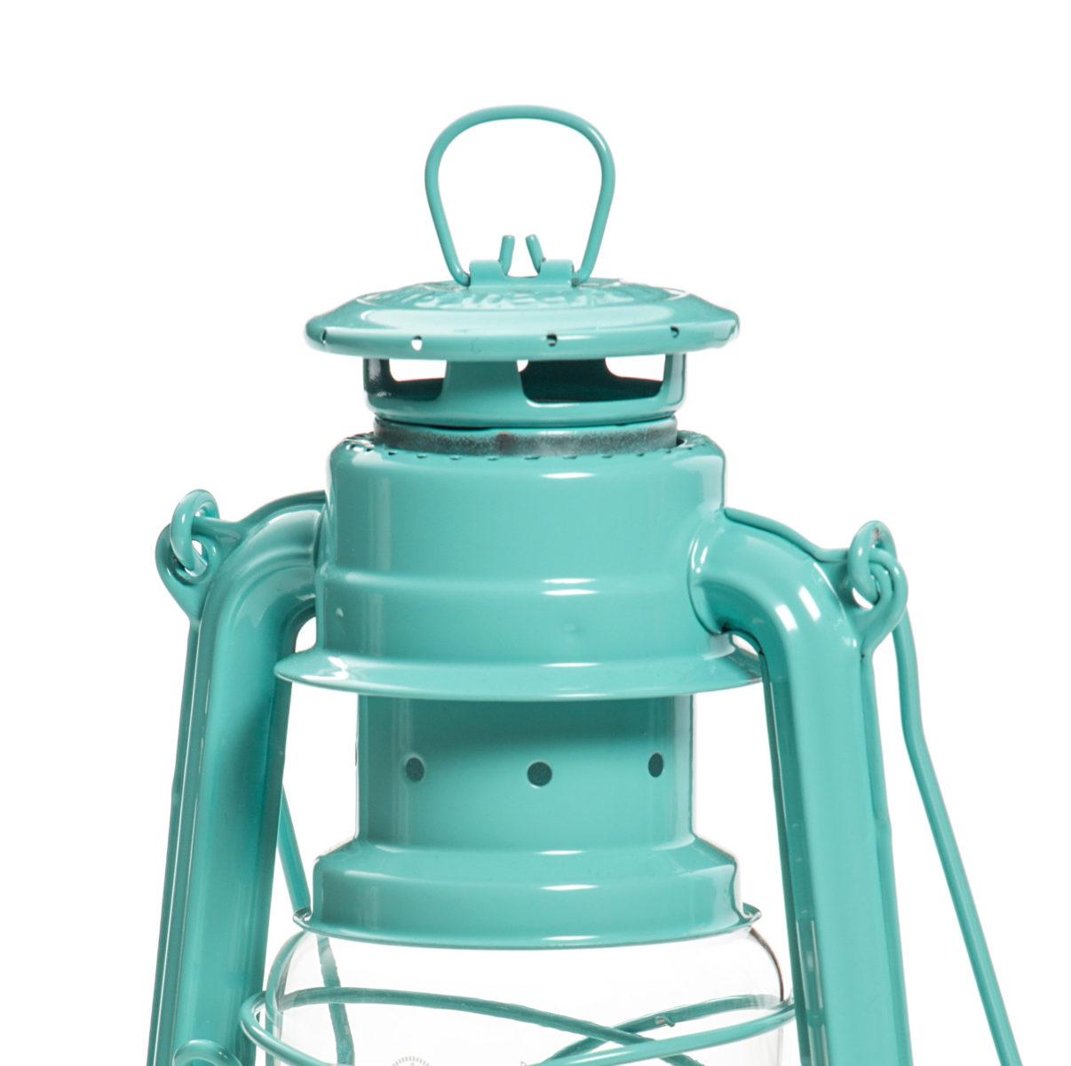 Feuerhand Hurricane Lanterns for sale Pastel Green ...
