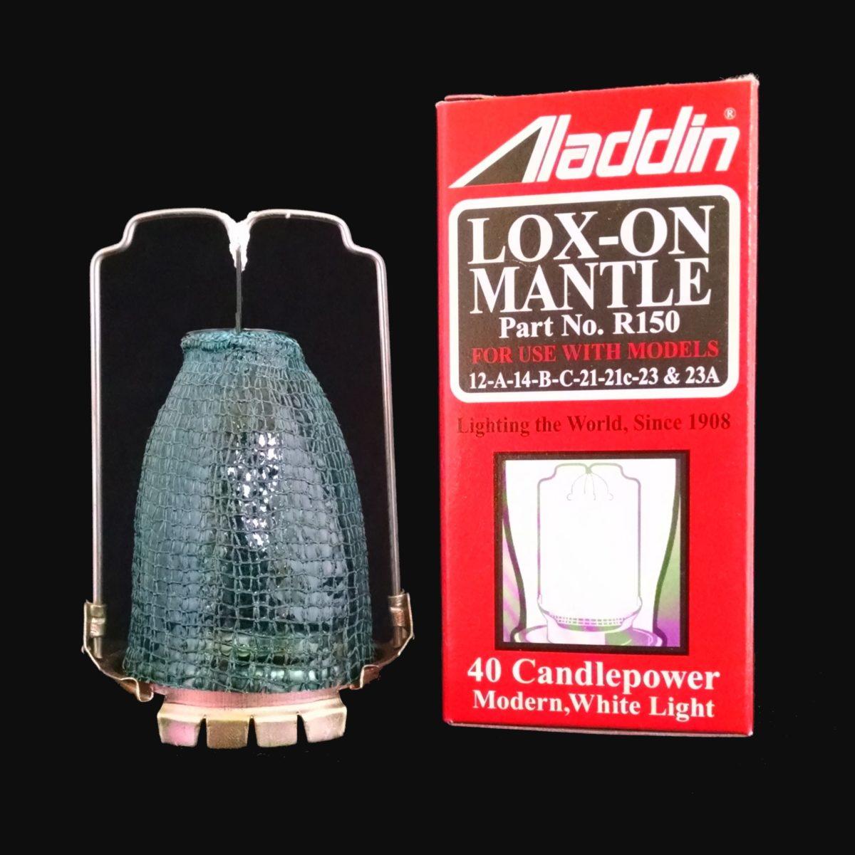 Aladdin Lamp Honey Amber Grand Vertique with Fall Oak Shade & Nickel  Hardware
