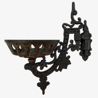 Cast Iron Wall Bracket Lamp Parts