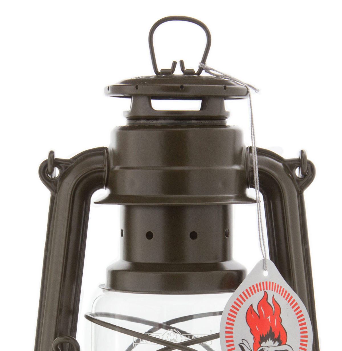 Orig FEUERHAND® lamp Baby Special 276 hurricane storm lantern Made in Germany
