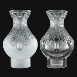 Oil Lamp Chimneys