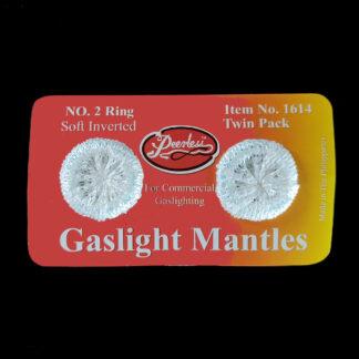 Peerless Gaslight Mantles