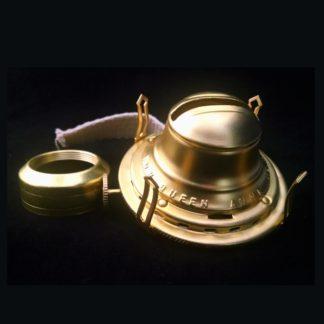 Oil Lamp Burners and Collars