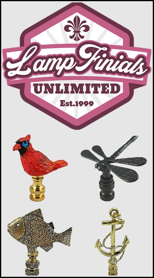 Lamp Finials Unlimited